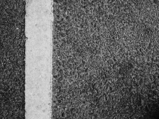 Asphaltstraßenbeschaffenheit, schmutzzementbetonboden