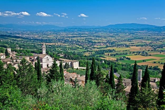 Assisi-ansicht