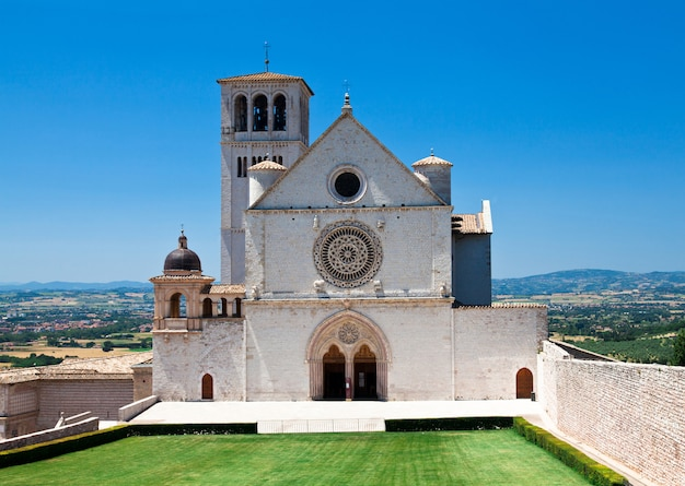 Assisi kathedrale