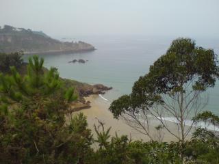Asturias, sand