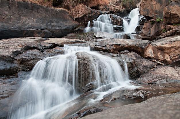 Athukadu-wasserfall