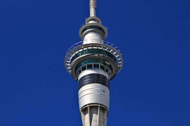 Auckland ist eine wunderschöne stadt in neuseeland
