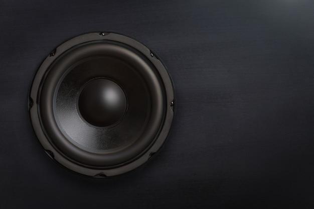 Audio-lautsprecher.