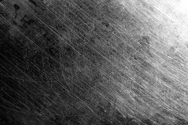 Auf schwarzem hintergrund kratzer mit flecken. vorlage für design