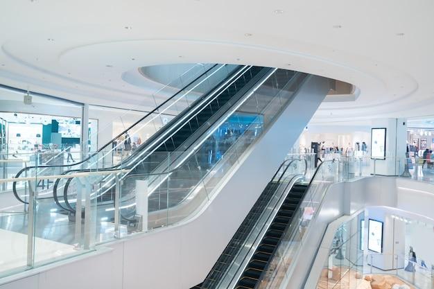 Aufzug des einkaufszentrums jinsha tianjie, bezirk shapingba
