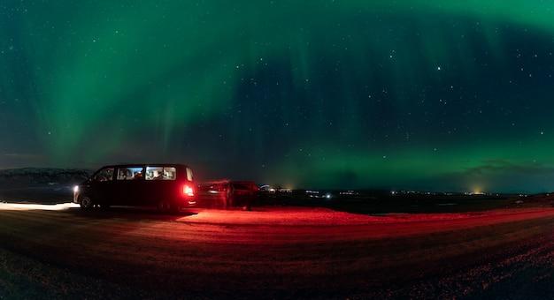 Aurora licht