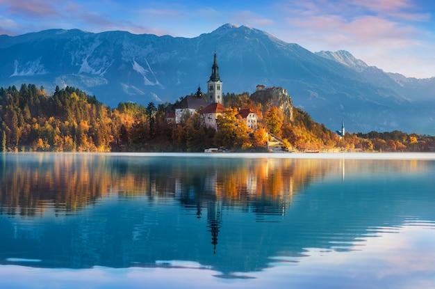 Ausgeblutet in slowenien, europa
