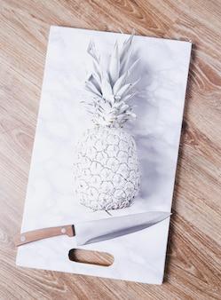 Ausgefallene ananas