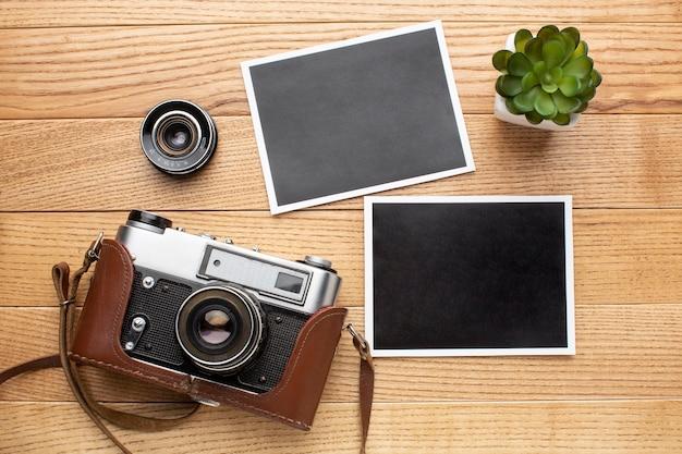 Ausrüstung des fotografen