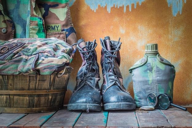 Ausrüstung von soldaten