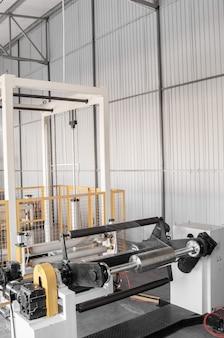 Ausrüstung zur herstellung und herstellung von haltbarem polyethylen und polypropylen für verpackungen
