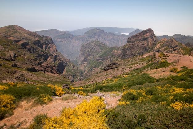 Aussichtspunkt pico do arieiro