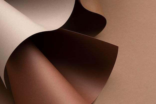 Auswahl an abstrakten designelementen