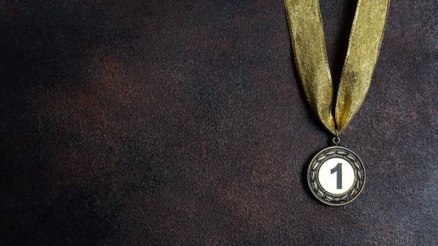 Auswahl der ersten olympia-medaille