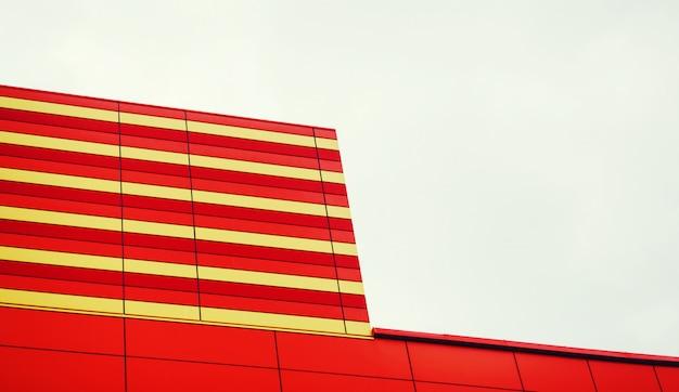 Auszug der städtischen architektur