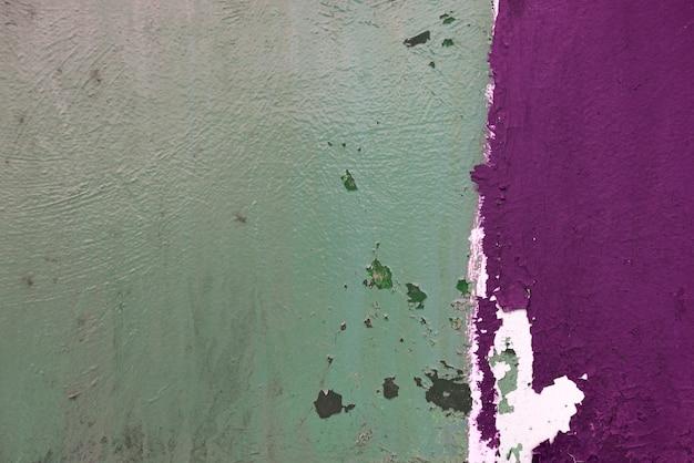 Auszug gemalter wandhintergrund