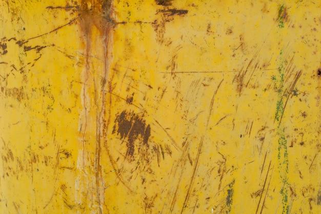 Auszug korrodierter rostiger metallhintergrund