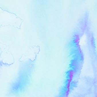Auszug verbreitete aquarellbeschaffenheitshintergrund