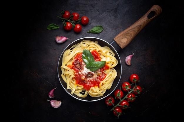 Authentische italienische pasta
