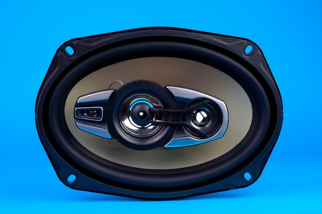 Auto audio system lautsprecher