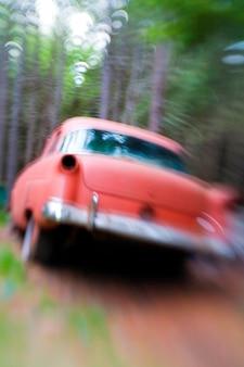 Auto auf der straße