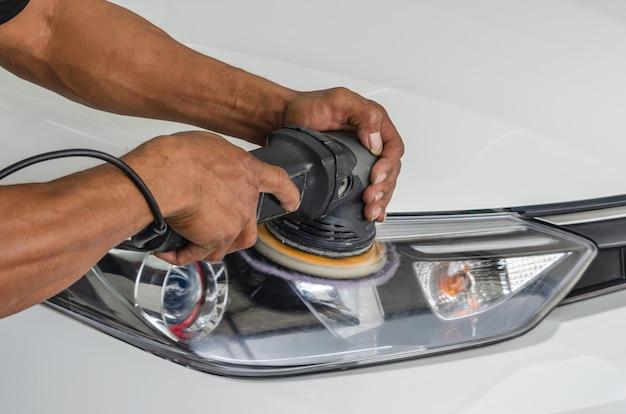 Auto detailing auto