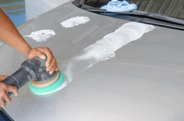 Auto detaillierung