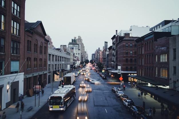 Auto in new york city