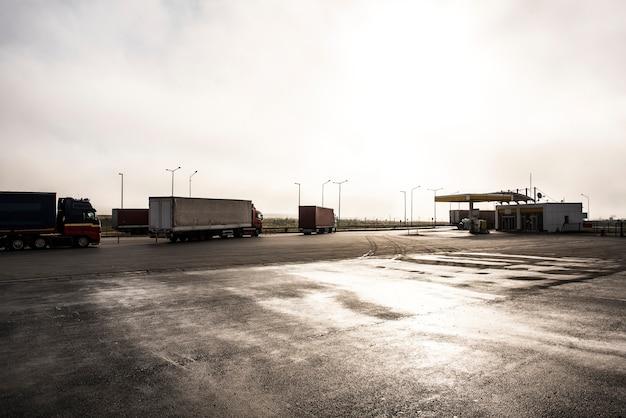 Autobahn in istanbul