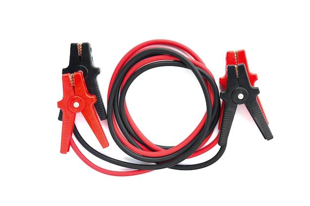 Autobatterie-überbrückungskabel