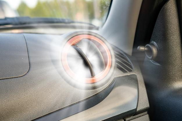 Autoklimaanlage kühlsystem, brise
