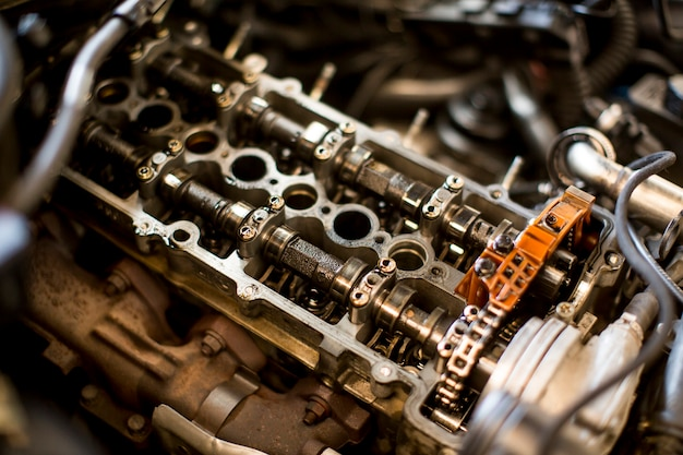 Automotor im service