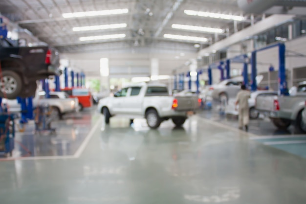 Autoreparatur-service-center