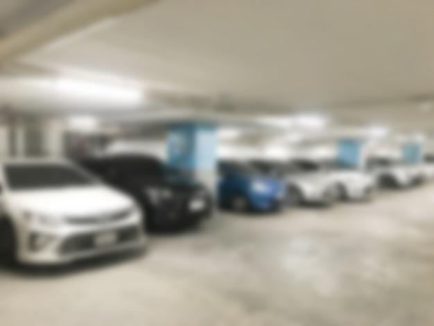 Autos parken