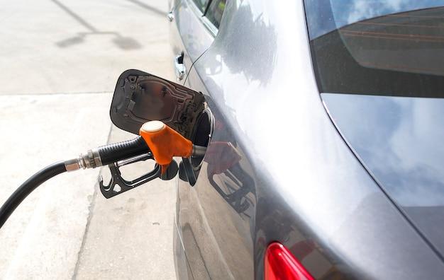 Autotank benzin