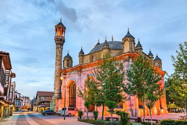 Aziziye-moschee in konya, türkei