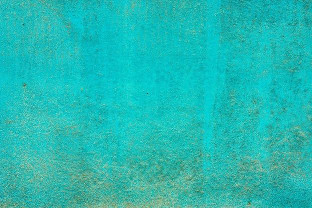Azurblaue textur der wand.