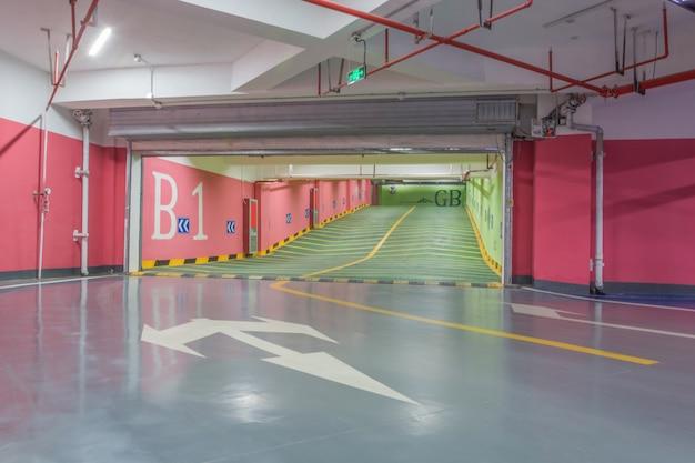 B1 parkplatz