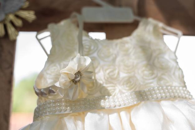 Baby mädchen kleid - taufe