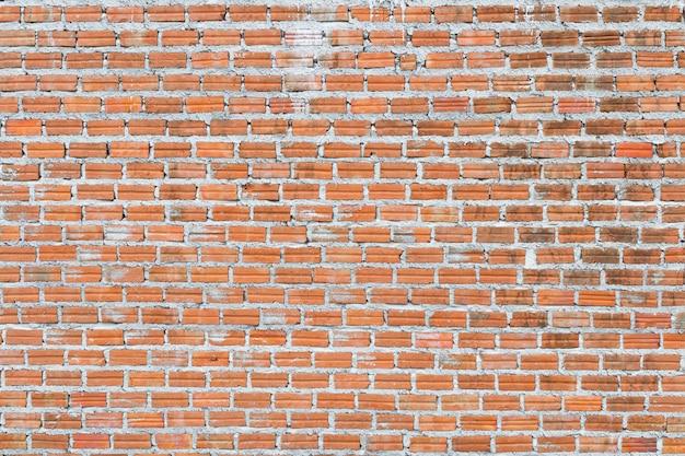 Backsteinmauer hintergrund und beschaffenheit