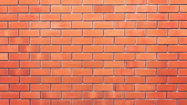 Backsteinmauerbeschaffenheit und -hintergrund mit kopienraum