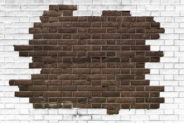 Backsteinmauerbeschaffenheitshintergrund