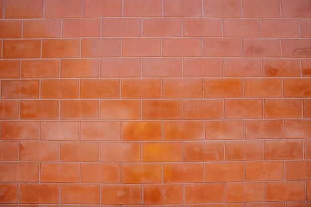 Backsteinmauerblöcke werden als hintergrund benutzt.
