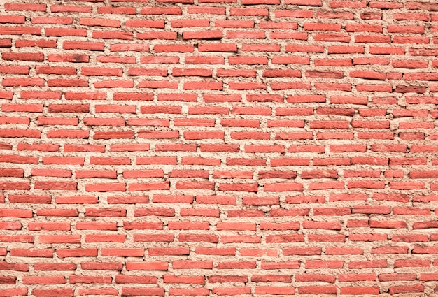 Backsteinmauerhintergrund mit kopierraum