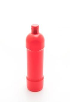 Badezimmer reinigungsflüssigkeit flasche