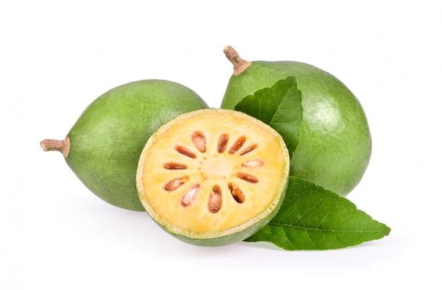 Bael frucht