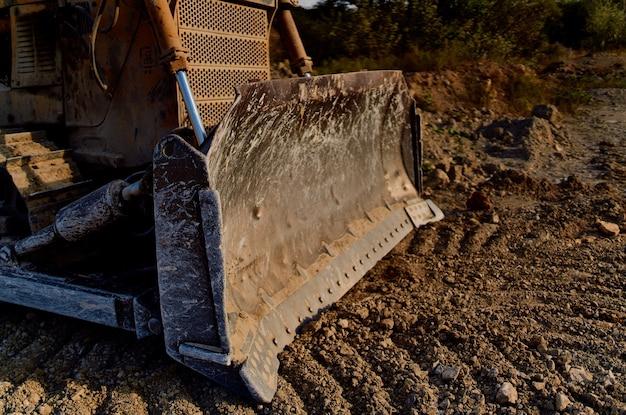 Baggerarbeit industrie bau geologie