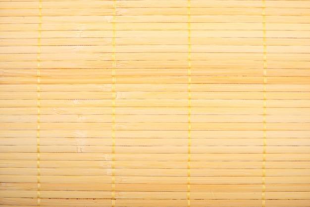 Bambusmattenbeschaffenheit