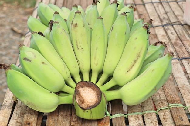 Banane auf dem markt