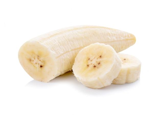 Bananen isoliert